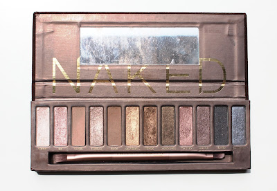 Urban Decay Naked Palette (Anchors and Pearls)