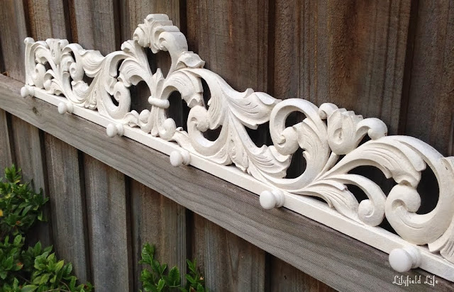 how to make your own coat hook rack by Lilyfield Life