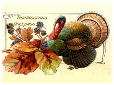 Free Thanksgiving PowerPoint Background 12