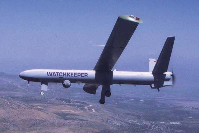 Watchkeeper UAS