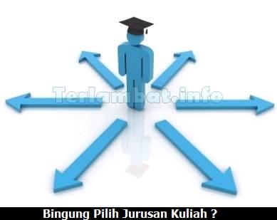 Bingung Jurusan Kuliah