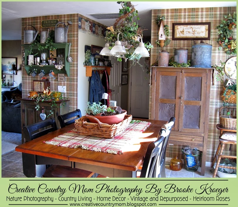 From My Front Porch To Yours Treasure Hunt Thursday- Creative Country Mom Kitchen