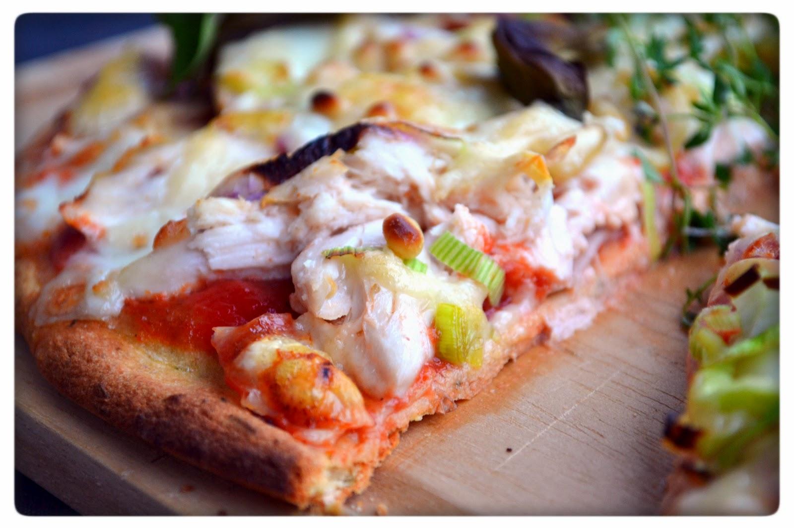 pizzabotten utan vetemjöl
