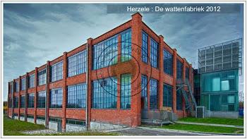 """""""De wattenfabriek"""" te Herzele"""