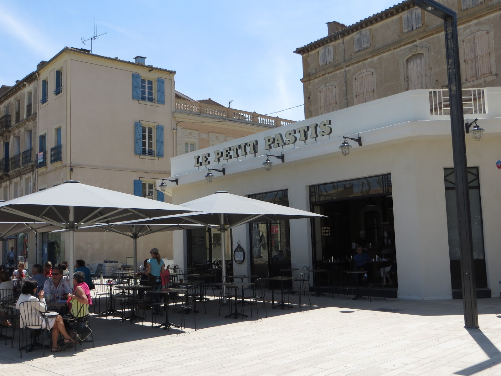 Best eating out in languedoc april 2013 - Le petit comptoir narbonne ...