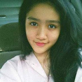 Foto Febby Blink Nina Putih Abu Abu Pelauts, biodata foto febby wink