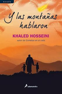 Y las montañas hablaron Khaled Hosseini