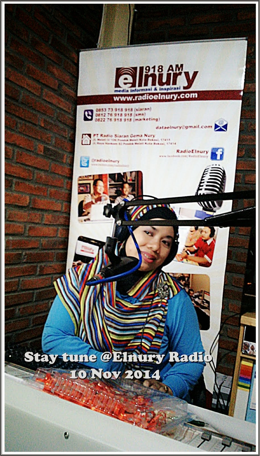 Stay tune @Elnuri Radio