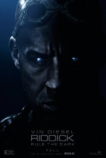 Riddick – In Theaters Today!
