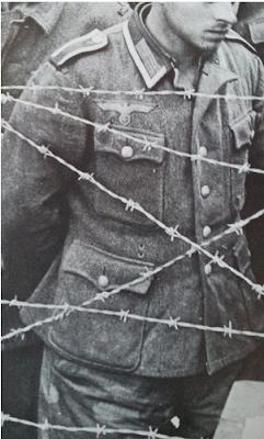Les tenues allemandes en camouflage italien. Capture