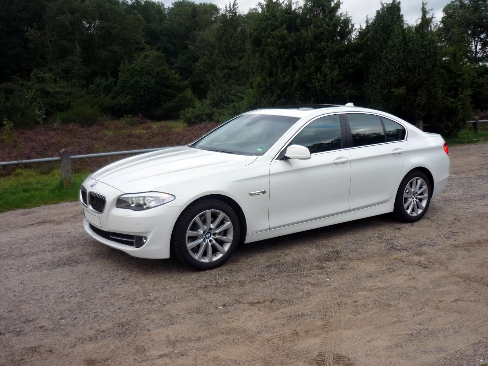 Car review bmw 520d f10