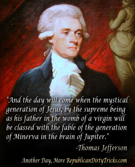 Thomas Jefferson and His Administration as the President of the United States of America