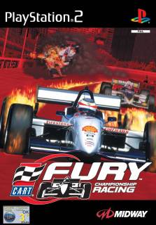 Torrent Super Compactado Cart Fury Championship Racing PS2