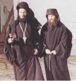 Elder Ephraim & Elder Aimilianos - Γέροντας Εφραίμ & Γέροντα Αιμιλιανό