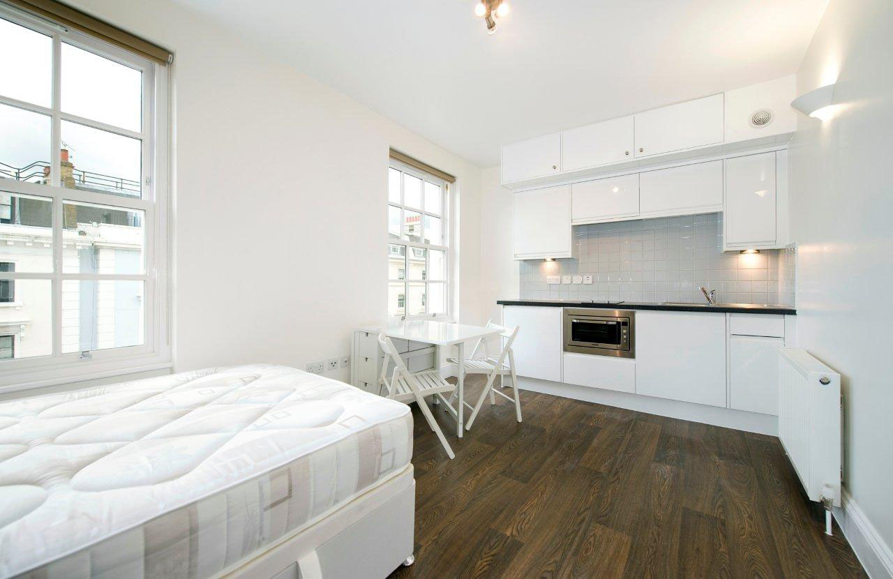 BSPS Ltd Was Tasked With Creating Fifteen Bedsit Flats In A Four Storey Victorian  Terrace House In Pimlico, London, England. The Project Was To Design The ...
