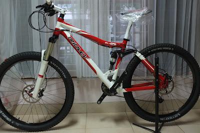 Toko-Sepeda-Murah-Dan-Bagus.blogspot.com - Ridley Blaze Full-Suspension - BARU DIJUAL MURAH