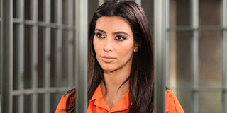 Kim Kardashian Masuk Penjara