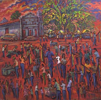 Dia de jubilo en Maracay A Feliciano Carvallo in memoriam