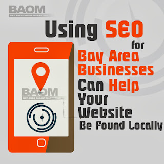 Using SEO for Bay Area Businesses Can Help Your Website Be Found Locally
