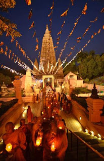 Bomb Blast in Mahabodhi Temple in Bodh Gaya