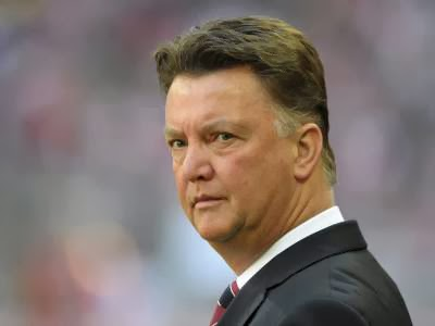 Louis Van Gaal Spurs next manager?
