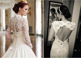 fotos de Vestidos com Decote nas Costas