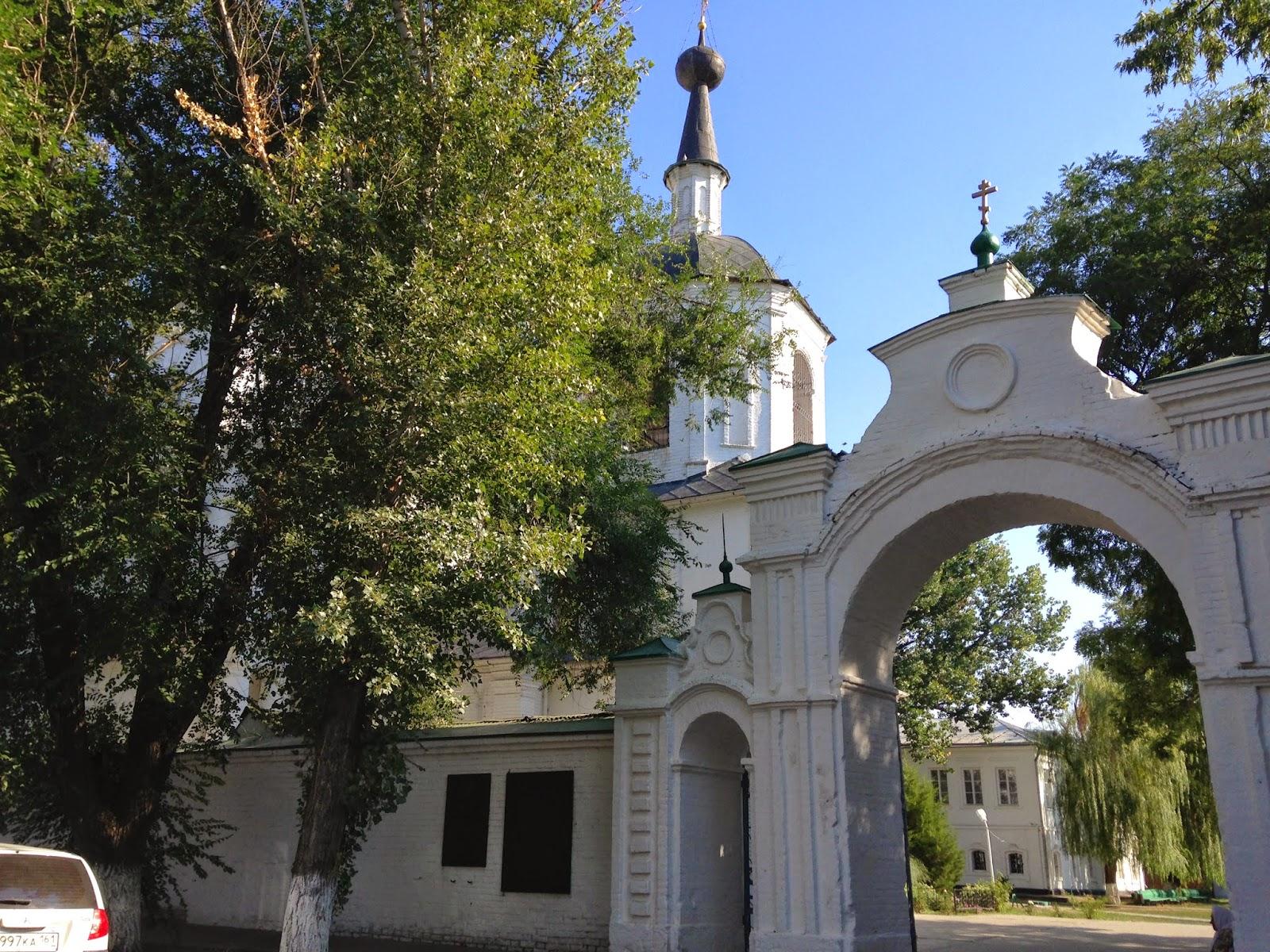 Центр-Старочеркасска