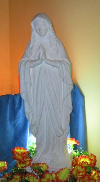 Statua Miracolosa della Madonna