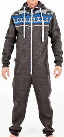 e75166849 Best Premium Men's One Zip Onesie Hoodie Hoody Jumpsuit Playsuit Tracksuit  Review