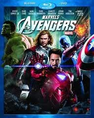 The Avengers Blu-ray Marvel Studios Joss Whedon