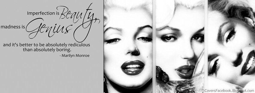 Beauty Quotes Facebook Timeline Covers
