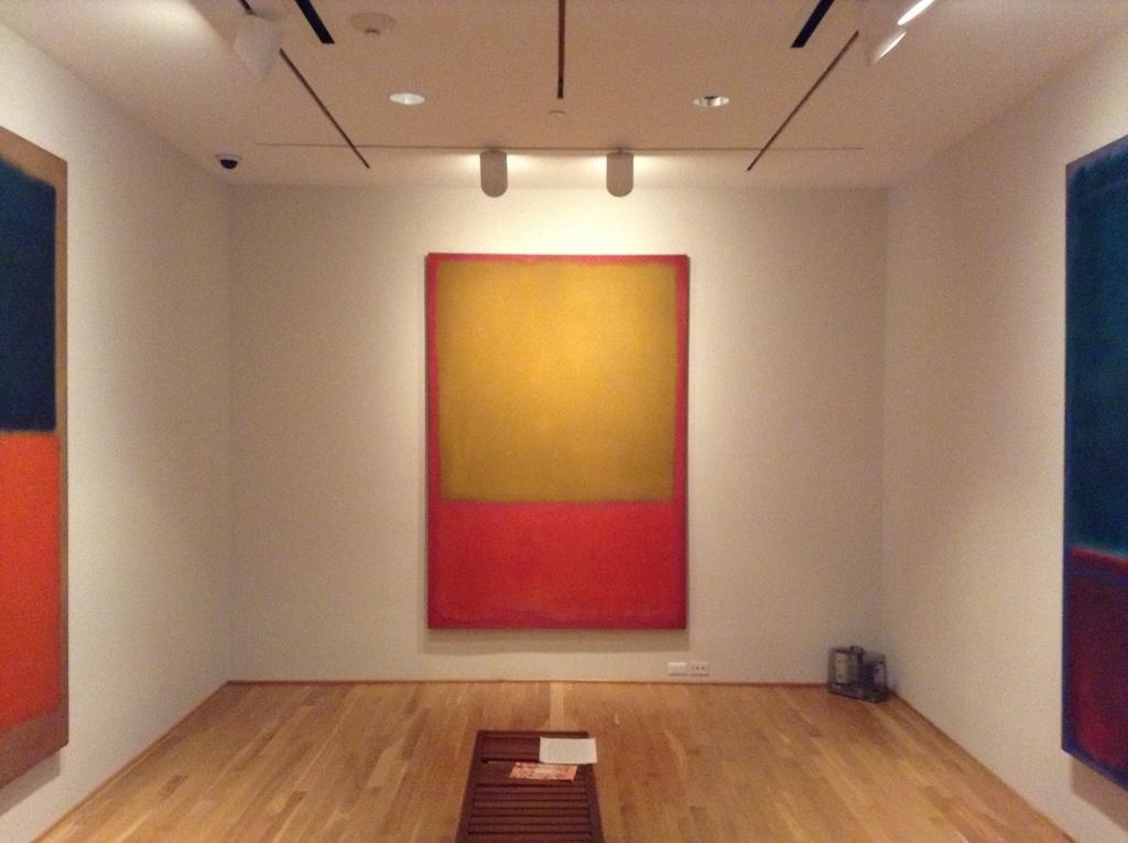 The Rothko Room at the Phillips Collection  Washington  DC. Fair Angels   A Photoblog  DC Art  Mark Rothko