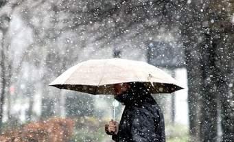 EN ESPAÑA YA ES PRIMAVERA Aunque nieve