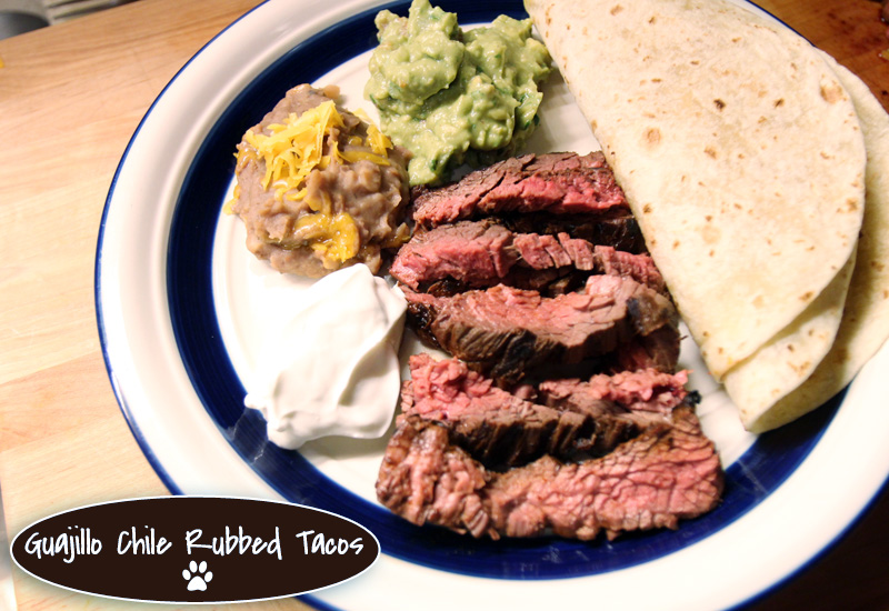 skirt steak chili rubbed skirt steak tacos recipes dishmaps chili ...