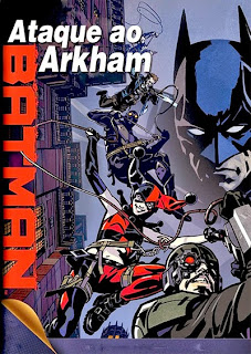 Batman: Ataque ao Arkham - BDRip Dual Áudio
