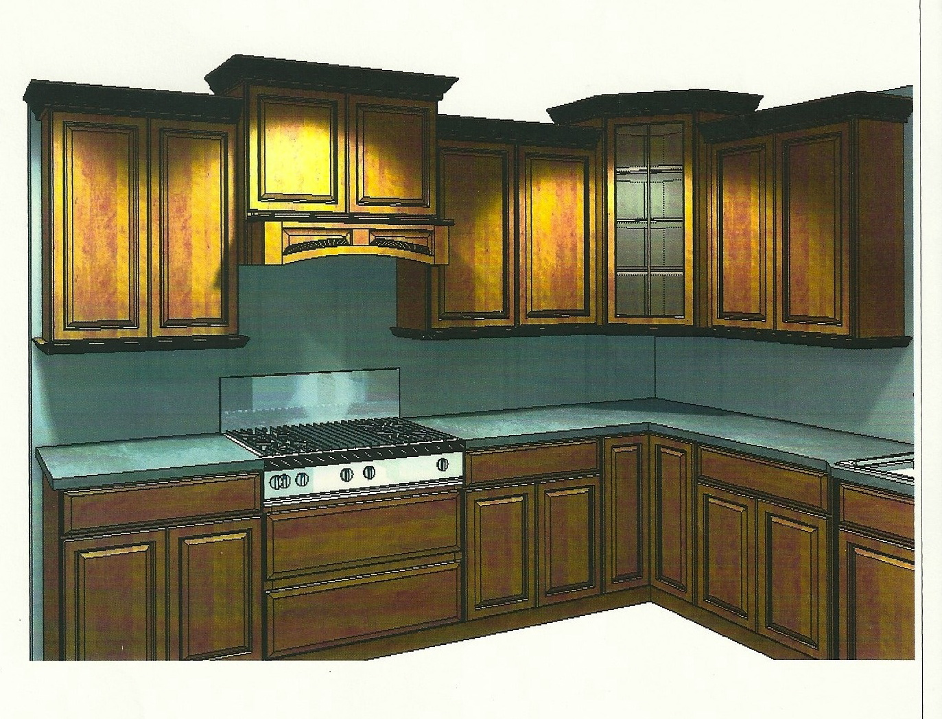 Impressive Earth Tone Kitchen Colors 1373 x 1048 · 743 kB · jpeg