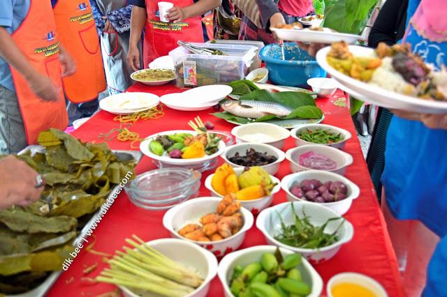Pesta Makanan Tradisional Lenggong 2014 | Warisan Masakan Lenggong