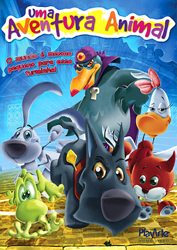 Uma Aventura Animal DVDRip XviD & RMVB Dublado