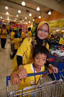 2011 School Sponsorship Program with CIMB Aviva and Mydin USJ