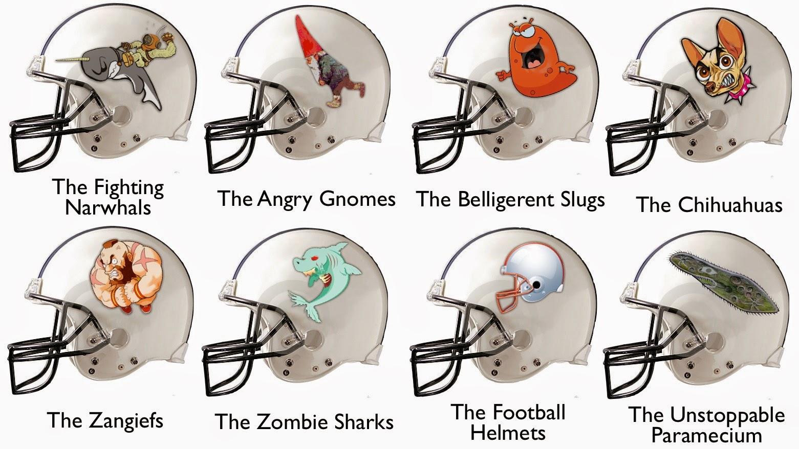 Geek B Fantasy B Football B Names