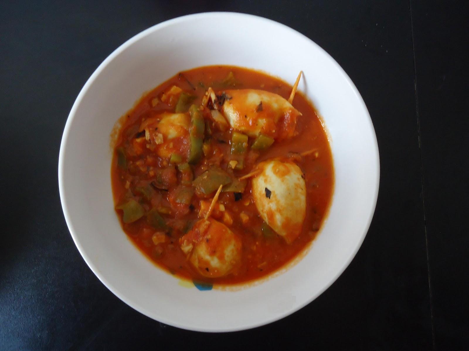 El cocinar es f cil chipirones rellenos en salsa de tomate - Chipirones rellenos en salsa de tomate ...