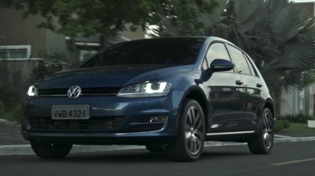 Volkswagen Golf - Desejos