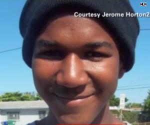 Trayvon Martin 17