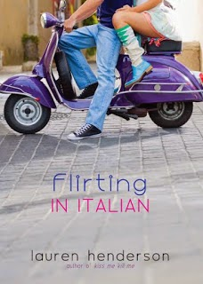 http://bookadictas.blogspot.com/2014/07/flirting-in-italian-lauren-henderson.html