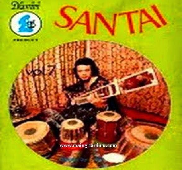 Album Soneta Volume 7 - Santai (1977)