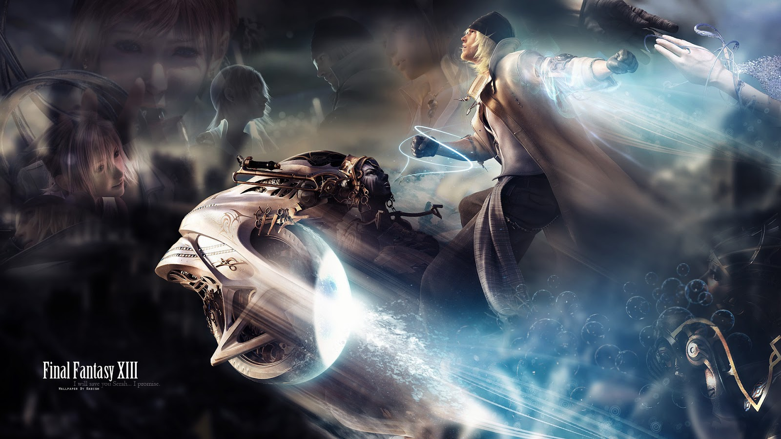 final fantasy xiii wallpaper 1080p
