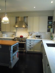 Our new kitchen makeover