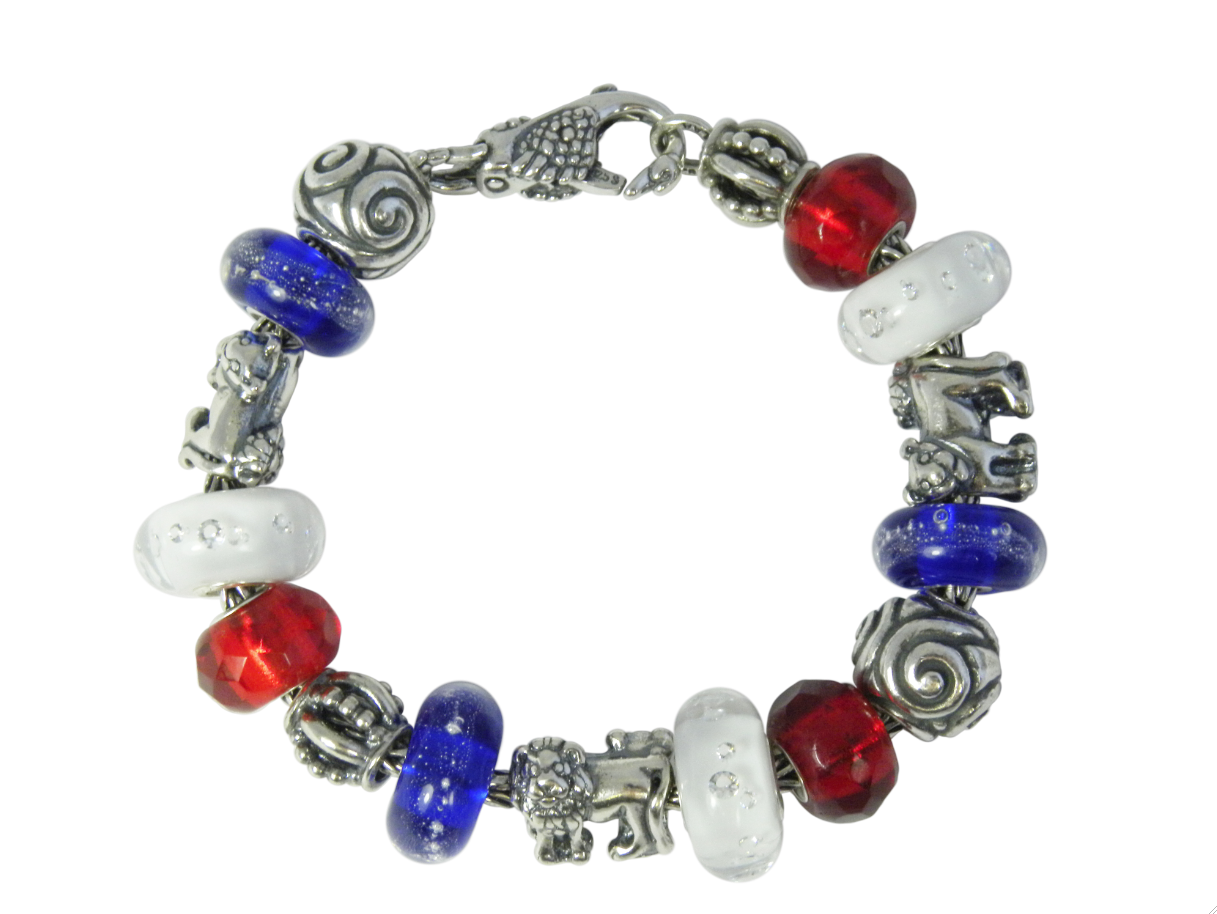 frumpy to funky the charm bracelet by chamilia
