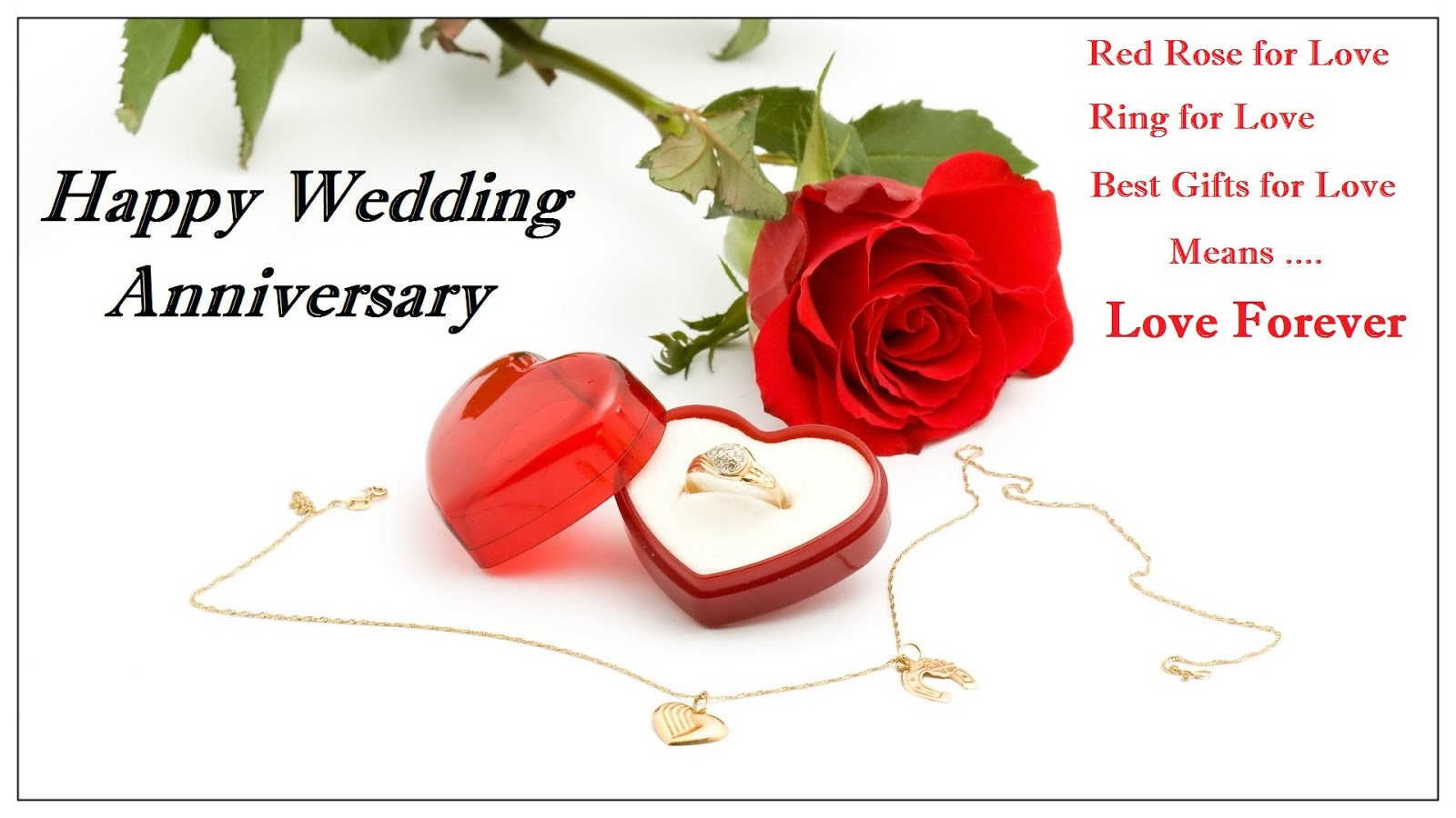 Most romentic wedding anniversary wishes