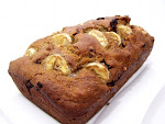 Fruit Sweetened Banana Bread